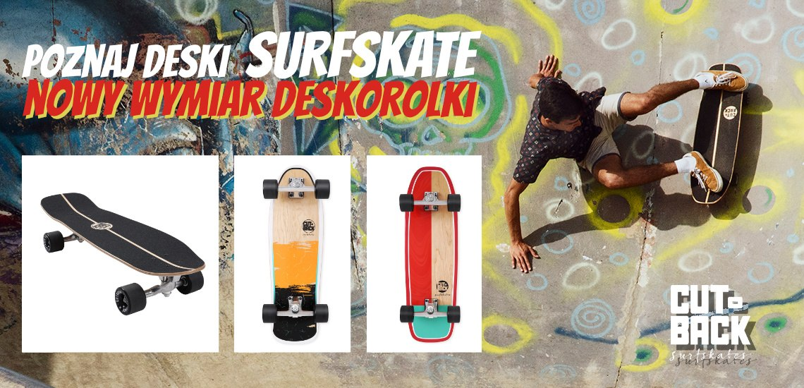 Surfskates Cutback